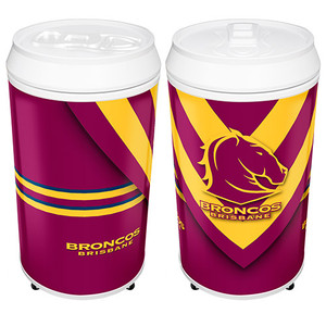 Brisbane Broncos Coola Can Fridge