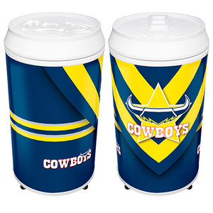 North Queensland Cowboys Coola Can Fridge