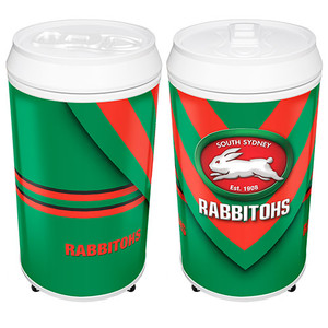 South Sydney Rabbitohs Coola Can Fridge
