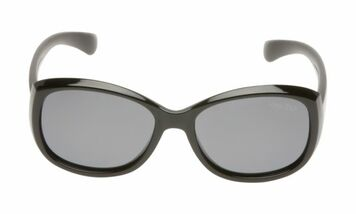 Ugly Fish Junior Mermaid Polarised PKM533 BL.SM Black Frame Smoke Lens
