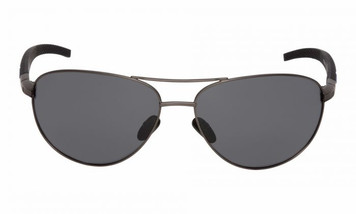 Ugly Fish Triacetate(TAC) Polarised Sunglasses PT24999 Gun Metal Frame Smoke Lens