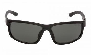 Ugly Fish Nylon Polarised Sunglasses Crest PT24006-Matt Black Frame/Smoke Lens