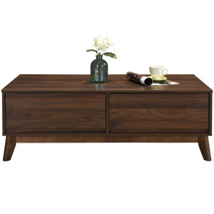 ANDERSON Walnut Coffee Table