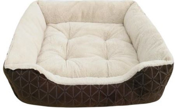 Dog Plush Pet Bed Medium
