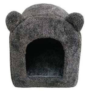 Sherpa Cat House Grey