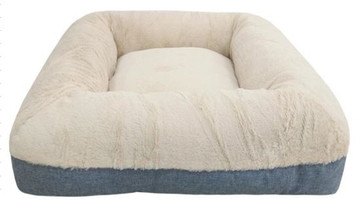 Dog Super Plush Pet Bed Medium