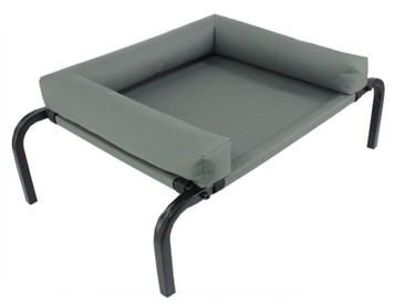 Elevated Bolstered Pet Bed