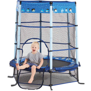 Action Sports 4.5ft Hero Trampoline