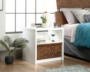 SAUDER Harvey Park Night Stand/Beside Table