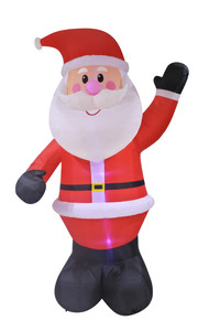 Airpower Inflatable Giant Santa 3m