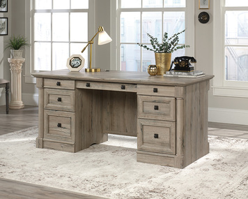Palladia Collection - Executive Desk