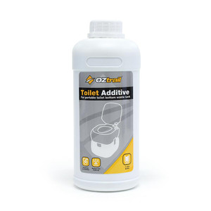 Oztrail Toilet Bottom Tank Additive