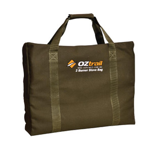 Oztrail Canvas 2 Burner Stove Bag