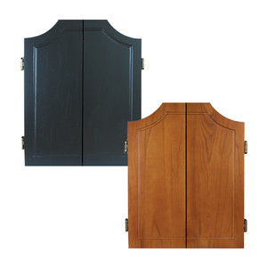 Formula Sports Solid Wood Dart Board Cabinet