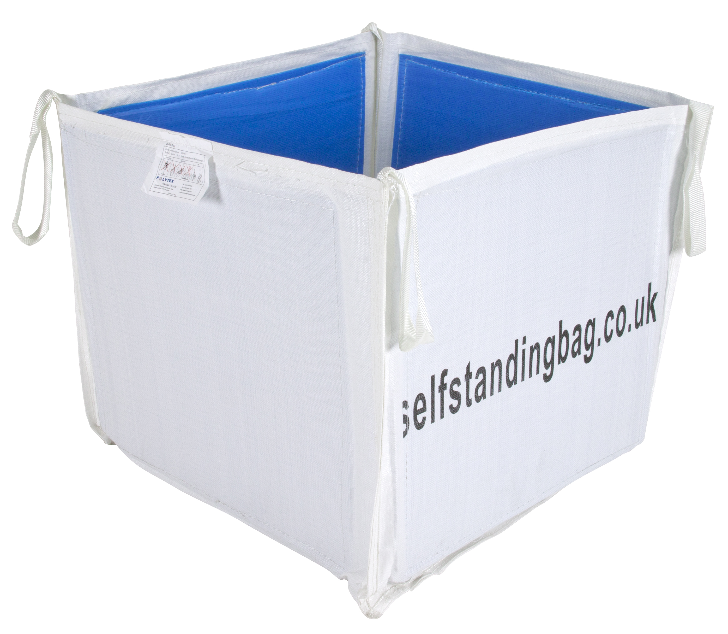 Self standing storage bags