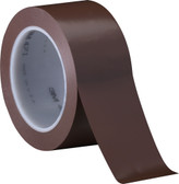 3M Scotch buff/brown PVC vinyl tape 75mm x 66m (24 pack)