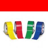 Red polypropylene tape 48mm x 66m (36 pack)