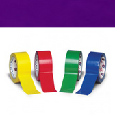 Purple polypropylene tape 48mm x 66m (36 pack)