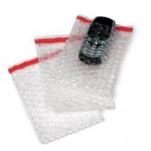 Plain bubble bag 100 x 135mm + 30mm flap
