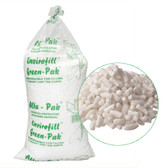 100% Biodegradable 'ecoflo' loosefill voidfill 15cuft bag