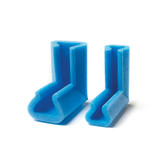 Reusable PE foam corner protectors 45-60mm (200 pack)