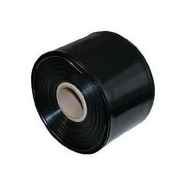 Black low density polythene lay flat tubing provides protection to items from dirt, dust and moisture. Can be used in conjunction with a heat sealer to create bespoke bags.