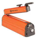 C320 Industrial impulse heat sealer with cutter