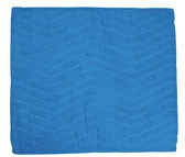 Polyester reusable quilted moving blanket 137 x 182cm