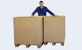Heavy Duty Standard pallet boxes without pallet -1200mm x 1000mm x 1000mm