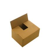 "Single wall cardboard boxes 8 x 6 x 4"" (203 x 152 x 102mm)"