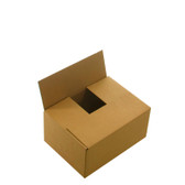 "Single wall cardboard boxes 12 x 9 x 8"" (305 x 229 x 203mm)"