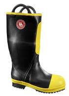 Black Diamond Rubber Boots