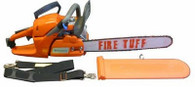 "Fire Hooks Unlimited: Fire Tuff Saw, 18"" Bar, 3.5 Horsepower"