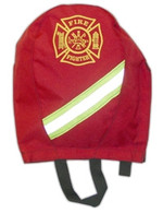 Red Deluxe SCBA Mask Bag
