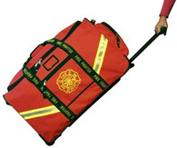 Deluxe XXXL Turnout Gear Bag with Wheels