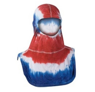 Majestic Hoods Pac II Specialty Hood, Red/White/Blue