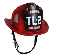 Phenix Fire Helmet Traditional Leather NFPA