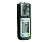 X-am 5000 MULTI GAS MONITOR EX, CO, H2S, O2 NiMH BATTERY & CHARGER