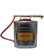 Smith Indian Fire Pump, Stainless