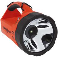Nightstick Intrinsically Safe Dual-Light™ Lantern - Rechargeable-Orange