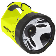 Nightstick Intrinsically Safe Dual-Light™ Lantern - Rechargeable-Yellow