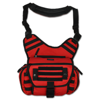 Tactical Shoulder Sling Pack - Dual Purpose EMS/Active Shooter