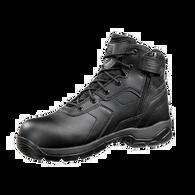 "Black Diamond 6"" Battle OPS Waterproof Tactical Boots Side Zip Up"