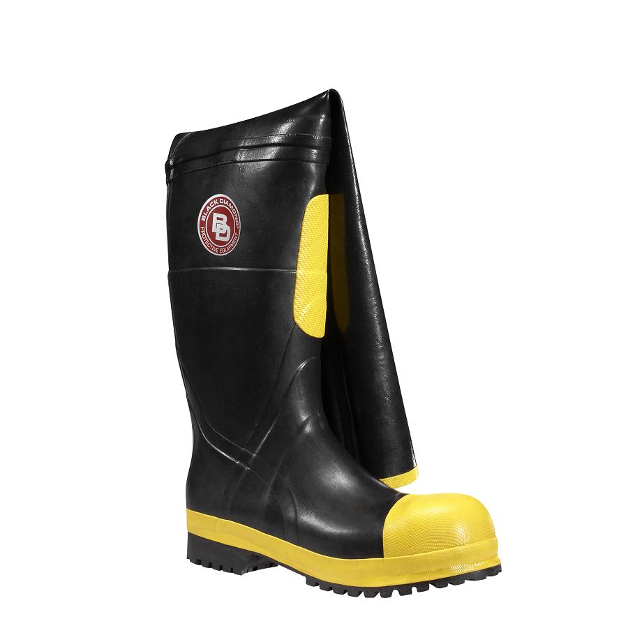 6ea66a997aa Black Diamond Rubber Hip Boot (non NFPA)