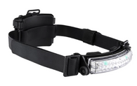 COMMAND+ TILT WHITE & GREEN LED HEADLAMP / HELMET LIGHT