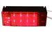 LED Combination Trailer Tail Light - 7 Function - Submersible - 18 Diodes - Driver Side (#STL15RB)