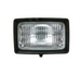 Optronics Utility Work Light - Incandescent - Trapezoid Beam - Rectangle - Clear Lens (#TL35TB)