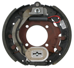 Left Brake, 4 Bolt, Cast Backing Plate 7.2k, Were put into use after the year 2000.