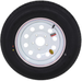205/75/15 Wheel & Tire Combo White Mod Wheel