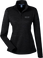 Felling Women's Jones Pullover 1/4 Zip Fleece (Black Heather)